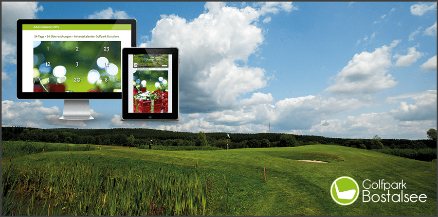Adventskalender Golfpark Bostalsee 2015 Gewinner