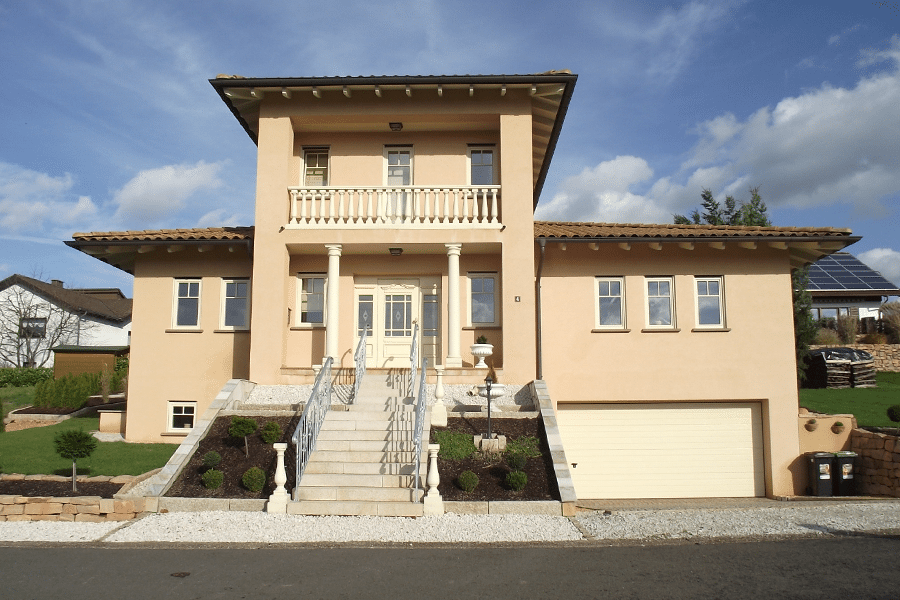 Kesseler Bau Villa