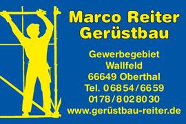Partner Marco Reiter Gerüstbau