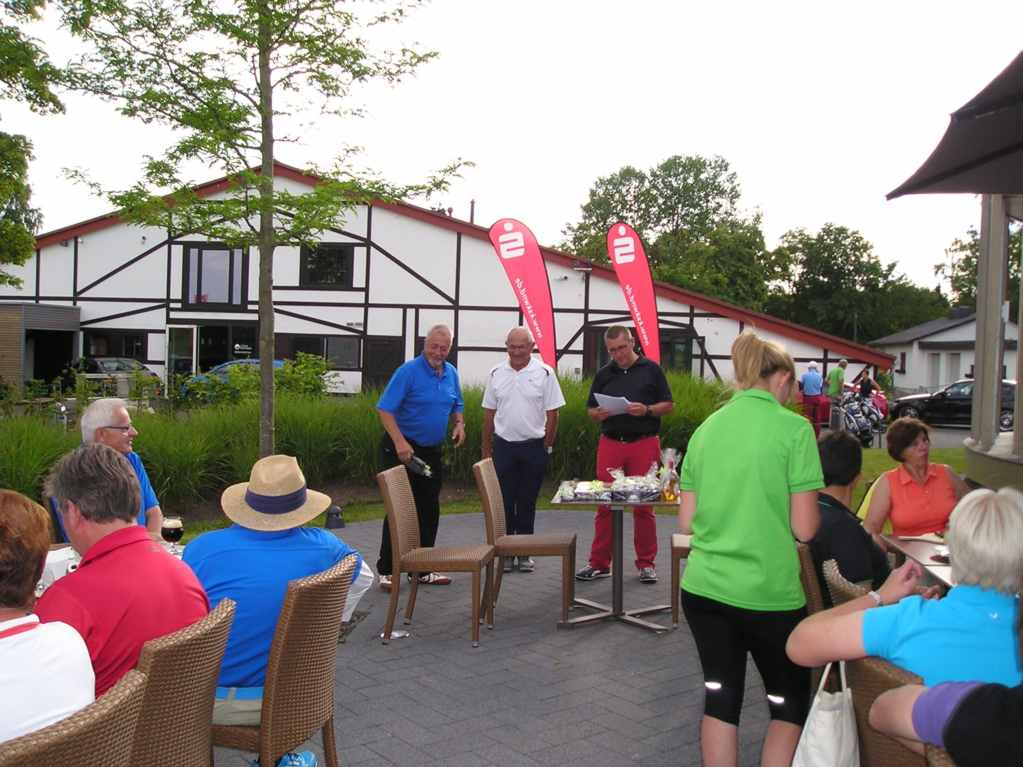 Senioren Turnier 25.06.2015